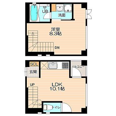 マンション(建物全部)-名古屋市中区丸の内1丁目 名古屋中心部のオフィスワーカーに人気の1LDK