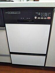 食洗機付で家事の時間も短縮できます