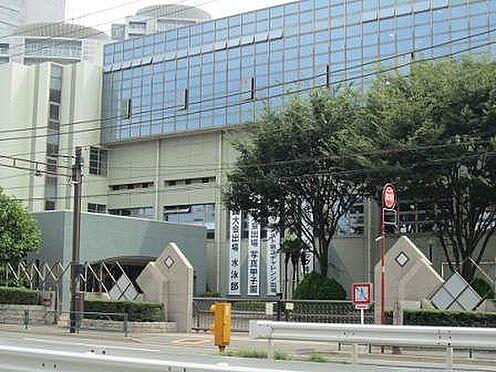 アパート-文京区千石4丁目 中学校都立小石川中等教育学校まで493m