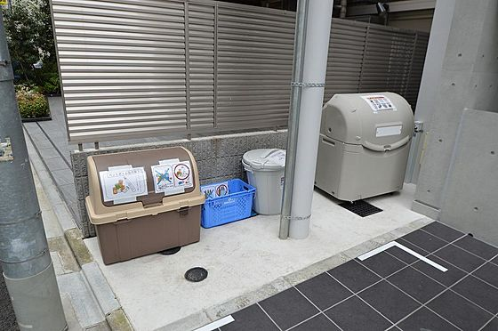 マンション(建物全部)-川崎市川崎区南町 便利な敷地内ゴミ置き場