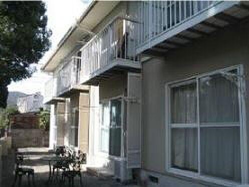 アパート-熊本市西区花園7丁目 外観