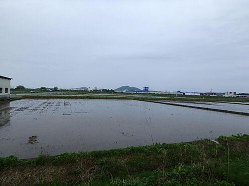 アパート-潟上市飯田川飯塚字巣崎 101号室北方眺望