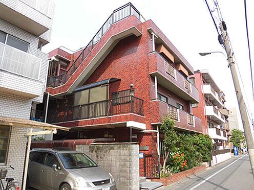 マンション(建物全部)-板橋区常盤台3丁目 建物外観(南側)