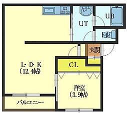 湯の川駅 5.0万円