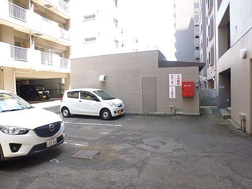 マンション(建物全部)-札幌市中央区北四条西17丁目 駐車場