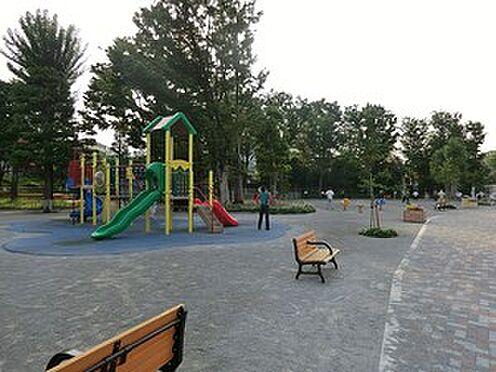 マンション(建物全部)-新宿区西落合1丁目 周辺環境:西落合公園