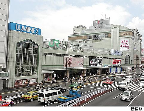 店舗(建物一部)-渋谷区代々木2丁目 新宿駅(現地まで240m)