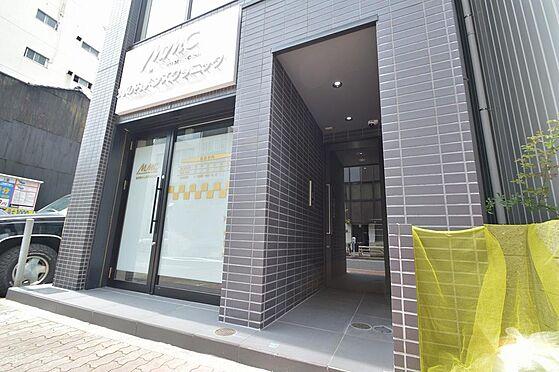 マンション(建物全部)-名古屋市中区丸の内1丁目 整然としたエントランスアプローチ