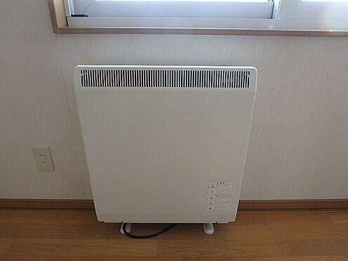 アパート-帯広市西十七条南5丁目 202北洋室 小型暖房機