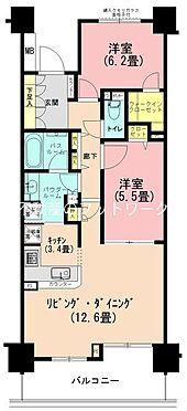 マンション(建物一部)-座間市相模が丘5丁目 間取り