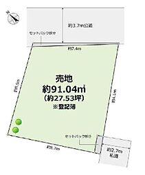 川崎市中原区苅宿