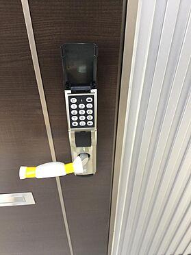 アパート-仙台市青葉区堤町3丁目 デジタルキー