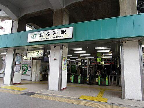 マンション(建物全部)-松戸市新松戸3丁目 JR常磐線・JR武蔵野線「新松戸」駅まで徒歩9分