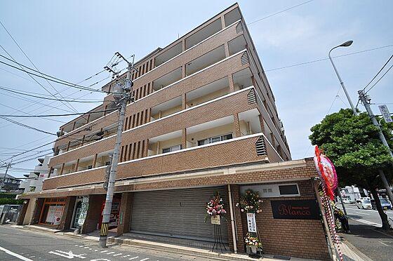 ビル(建物全部)-福岡市東区香住ケ丘2丁目 タイル張りで落ち着いた雰囲気の外観