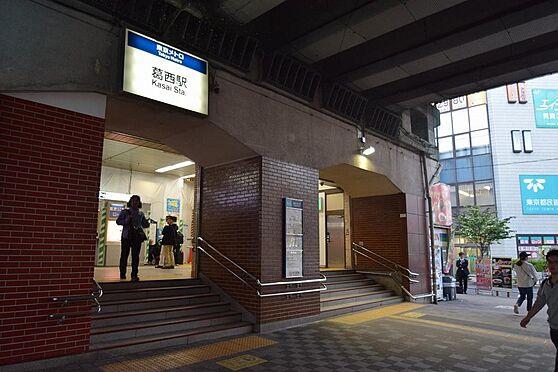 アパート-江戸川区東葛西5丁目 東京メトロ東西線「葛西駅」まで徒歩圏内。