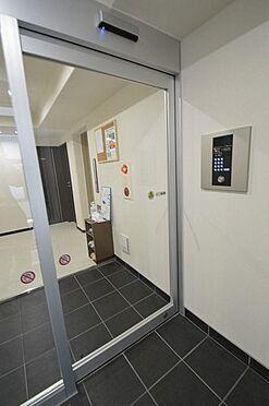マンション(建物全部)-川崎市川崎区南町 入居者も安心のオートロック完備