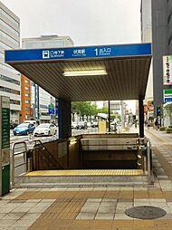 地下鉄東山線・鶴舞線「伏見」駅