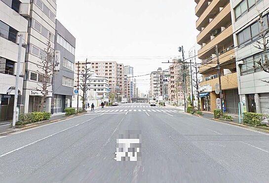 ビル(建物全部)-千代田区東神田2丁目 前面道路
