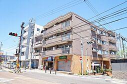 昭和58年8月築、名城線「茶屋ヶ坂」駅より徒歩4分
