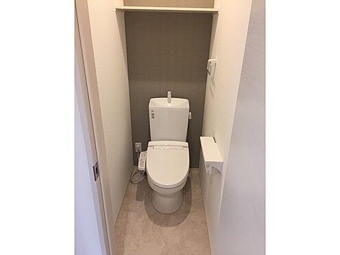 アパート-福井市西谷1丁目 トイレ