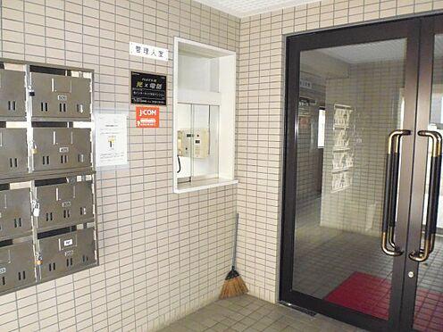 マンション(建物全部)-札幌市東区北十九条東5丁目 エントランス