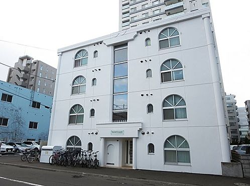 マンション(建物全部)-札幌市中央区南一条西21丁目 外観