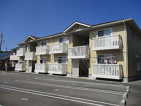 アパート-防府市岩畠2丁目 洋風の素敵な外観です。