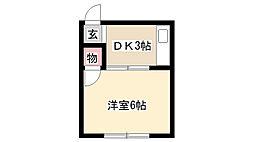 大江駅 2.3万円