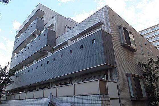マンション(建物全部)-習志野市津田沼2丁目 建物の東側より見る