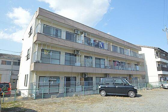 アパート-松阪市清生町 南側バルコニーで陽当り良好な鉄骨造3階建。