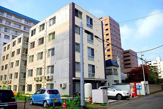 マンション(建物全部)-札幌市中央区南八条西14丁目 外観