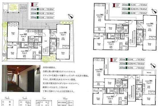 アパート-練馬区石神井台7丁目 間取り