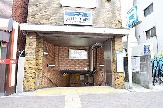 アパート-新宿区若葉1丁目 東京メトロ丸の内線 四谷三丁目駅まで徒歩4分。