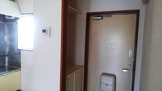 アパート-佐野市植野町 玄関