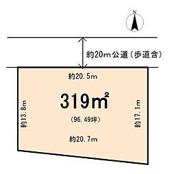 東松山市大字高坂