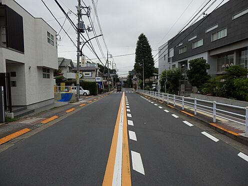マンション(建物全部)-大田区東雪谷4丁目 前面道路
