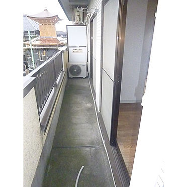 マンション(建物全部)-江戸川区鹿骨4丁目 バルコニー