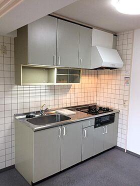 マンション(建物一部)-秋田市中通5丁目 キッチン