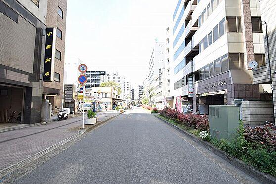ビル(建物全部)-千葉市中央区中央3丁目 前面道路は幅員約16.4m/間口約7.6m
