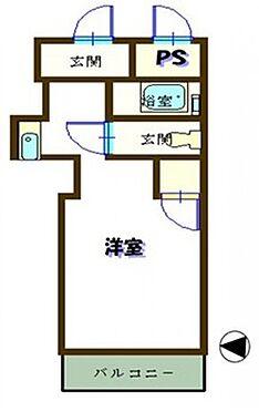 マンション(建物一部)-東松山市材木町 間取り