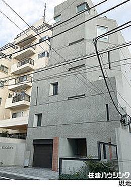 マンション(建物全部)-新宿区市谷薬王寺町 外観