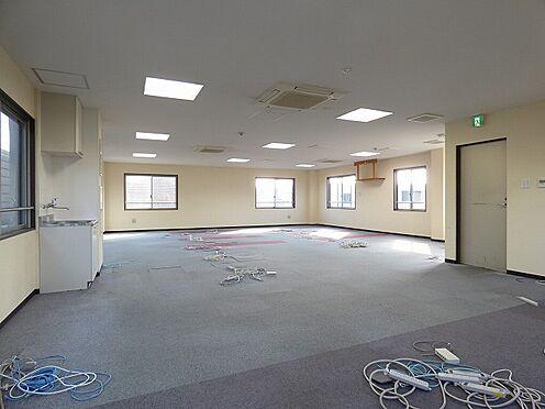 店舗事務所(建物全部)-世田谷区奥沢7丁目 3階部分 広さの取れたワンフロアーです。 自社オフィスにいかがでしょうか