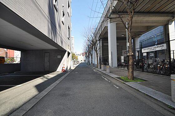 ビル(建物全部)-福岡市中央区渡辺通4丁目 前面道路:幅員約5.88m・約17.99m接道