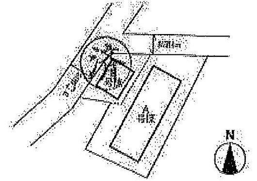 アパート-墨田区八広5丁目 区画図