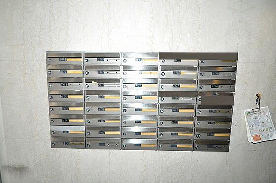ビル(建物全部)-福岡市南区大橋1丁目 安心のダイヤル錠付き集合ポスト