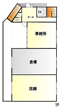 店舗付住宅(建物全部)-佐野市若宮下町 1F