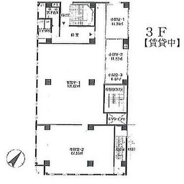 店舗事務所(建物全部)-品川区東大井5丁目 間取り