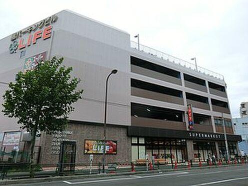マンション(建物全部)-練馬区豊玉北6丁目 周辺環境:ライフ