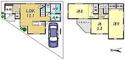 京都市西京区桂上豆田町