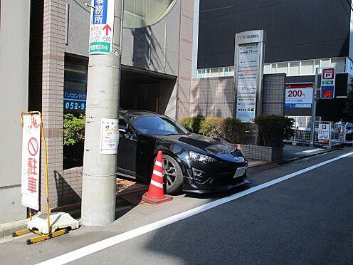 マンション(建物全部)-名古屋市東区代官町 敷地内駐車場あり前面道路も広く車の出し入れラクラク